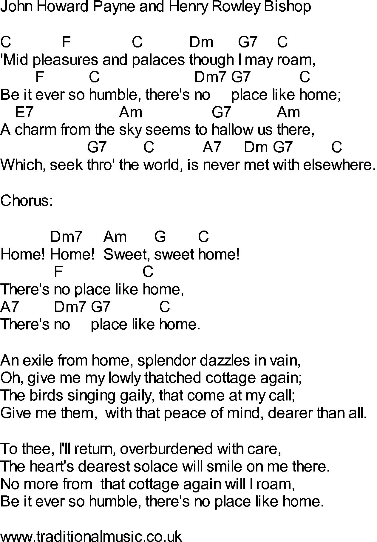 Motley Crue Home Sweet Home Lyrics Homelooker