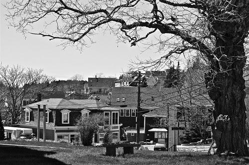 View of Stonington, Maine