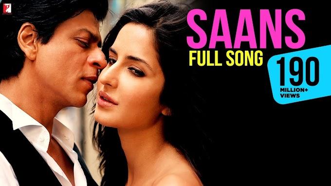 Mujhe Saans Aayi Lyrics - Jab Tak Hai Jaan   Shreya Ghoshal   LYRICSADVANCE