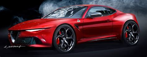 Alfa Romeo Coupe Rendering Is One Hot Ride Carscoops.com
