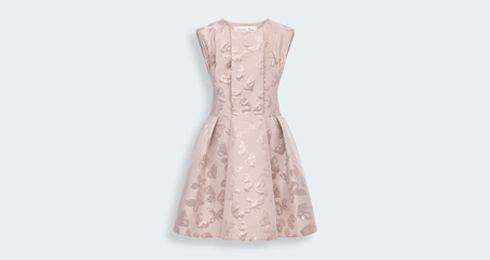 Robe en jacquard - Filles Dior
