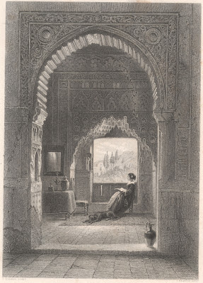 Torre de la Infantas, Alhambra