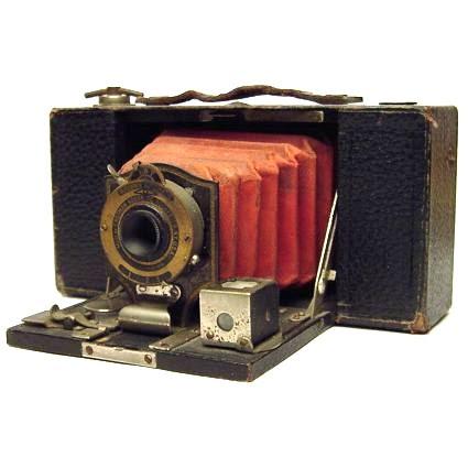 Cámaras fotográficas antiguas 1
