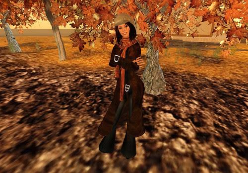 Autumn in SL