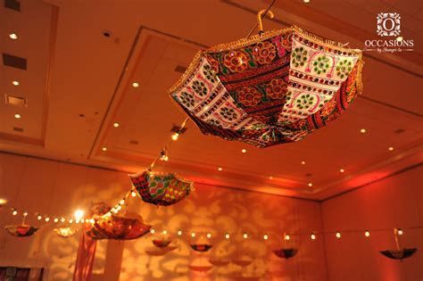 Sangeet, Garba & Mehndi Decor   Occasions By Shangri La