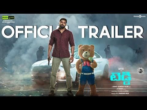 Teddy Telugu Movie Trailer