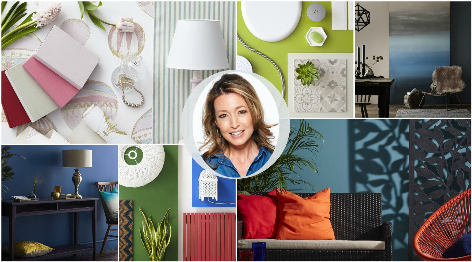 Julia Kendells Guide To Decorating With Colour This Spring Summer
