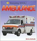 Ambulance by Chris Oxlade: Book Cover