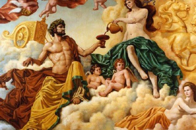Αποτέλεσμα εικόνας για ελληνικά αγάλματα θεών