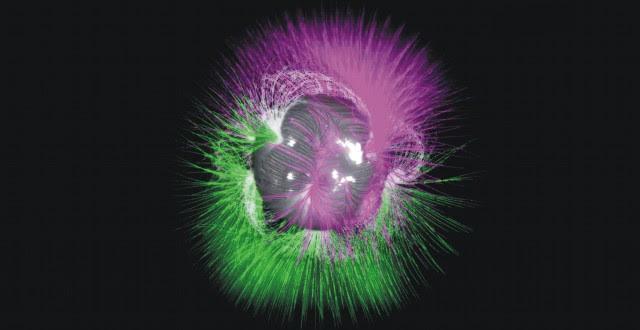 inversión de los polos magneticos del sol Indagadores wp