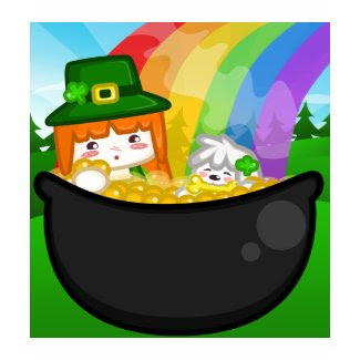 Suki & Libby - Pot of Gold Shirt shirt