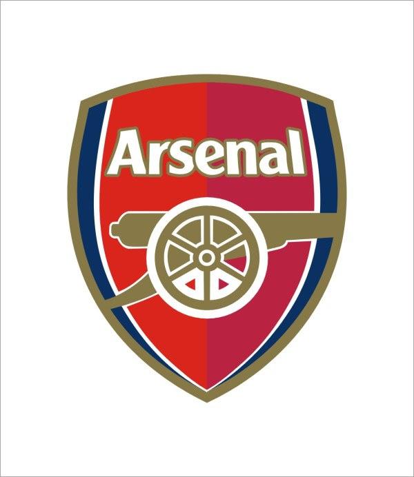 Arsenal LOGO Vector material_Download free vector,3d model ...