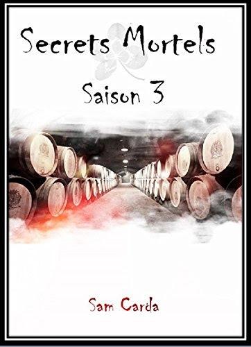 Couverture Secrets Mortels, saison 3