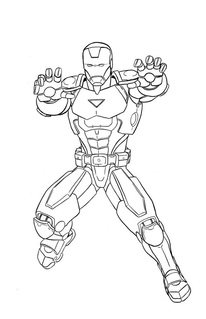 Free Printable Marvel Superhero Coloring Pages Coloring And Drawing