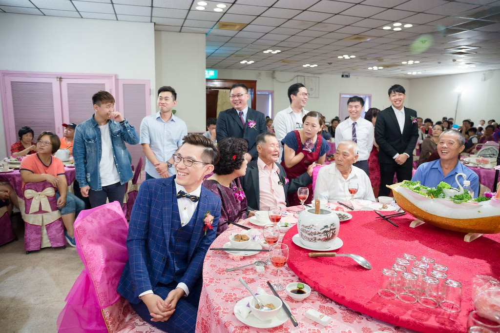132明園餐廳北斗店婚攝