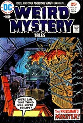 Weird MysteryTales 20 (by senses working overtime)