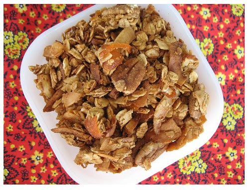 kumquat granola