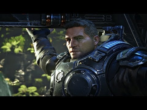 Gears 5 Full Game Playthrough (Gears of War 5)