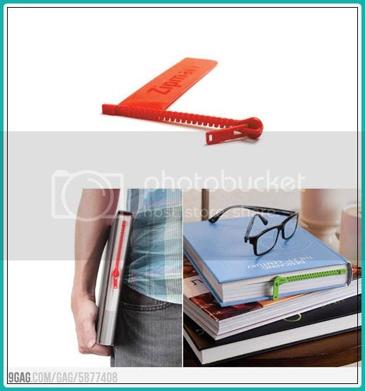 zipper-bookmark