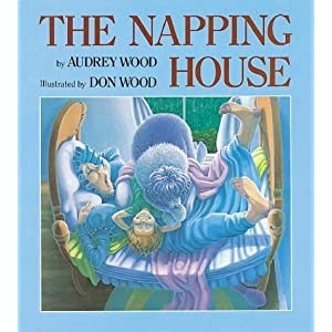 Literacy Minute The Napping House And Freebie