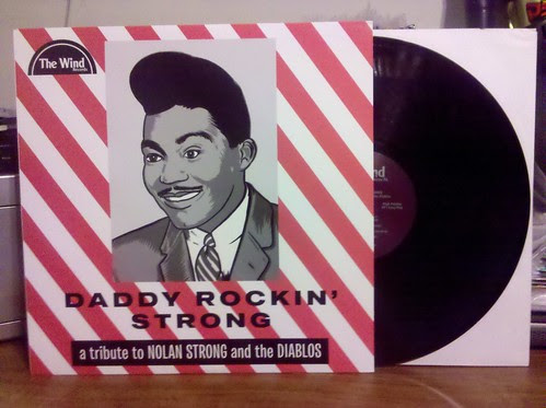 V/A - Daddy Rockin' Strong Compilation LP