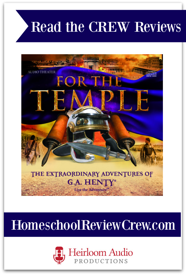For The Temple {Heirloom Audio Reviews}