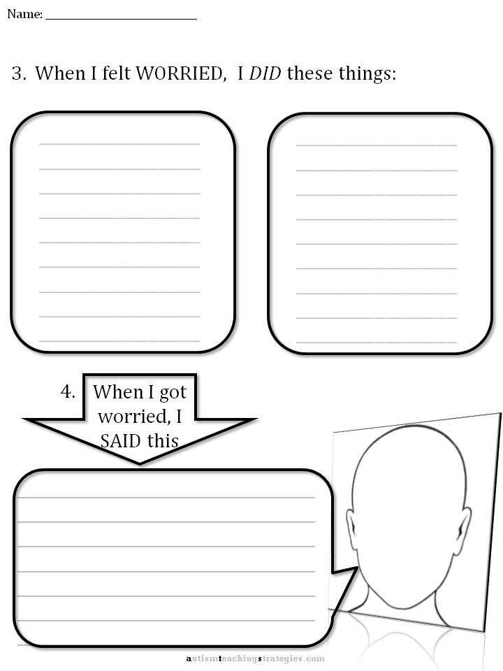 17 Best Images of CBT Emotions Worksheets In Spanish ...