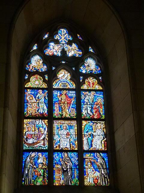 Fenster in Prag aber hier kein Fesntersturz