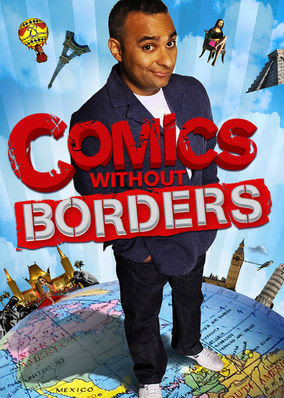 Comics Without Borders - Season 1