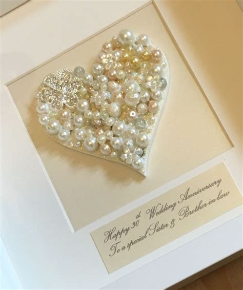25  Best Ideas about Pearl Wedding Anniversary Gifts on