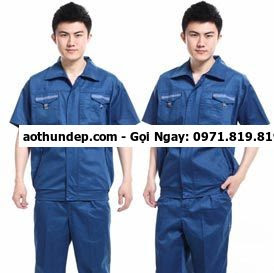 đồng phục công nhân samsung