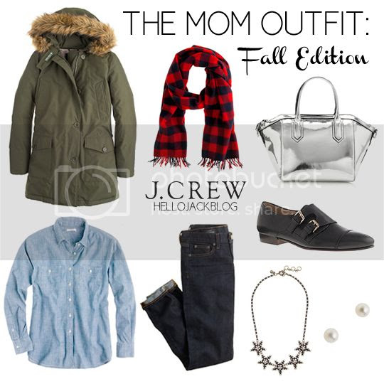 Hello Jack Blog | The Mom Outfit: Fall Edition