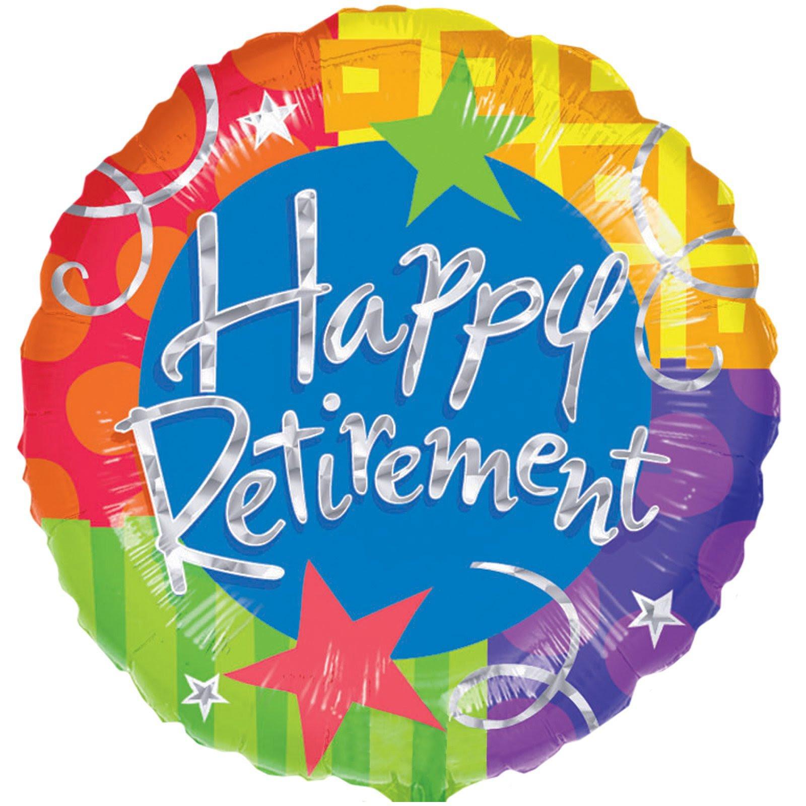 Happy Retirement Balloon | Sherwood Florist | Florist ...