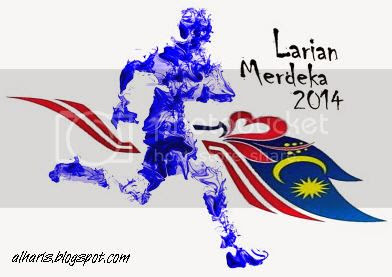 Larian Merdeka 2014