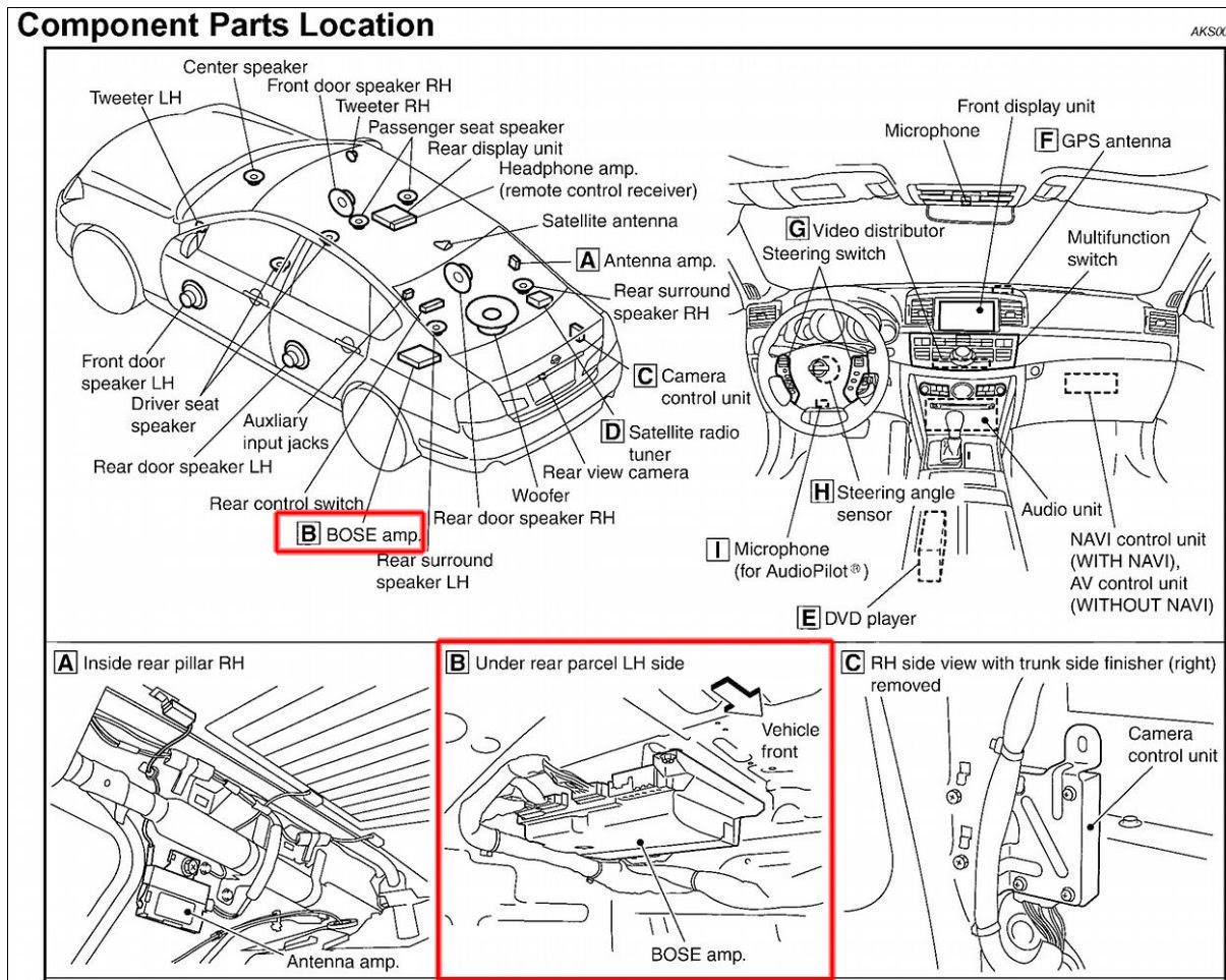 2007 infiniti g35 fuse box diagram