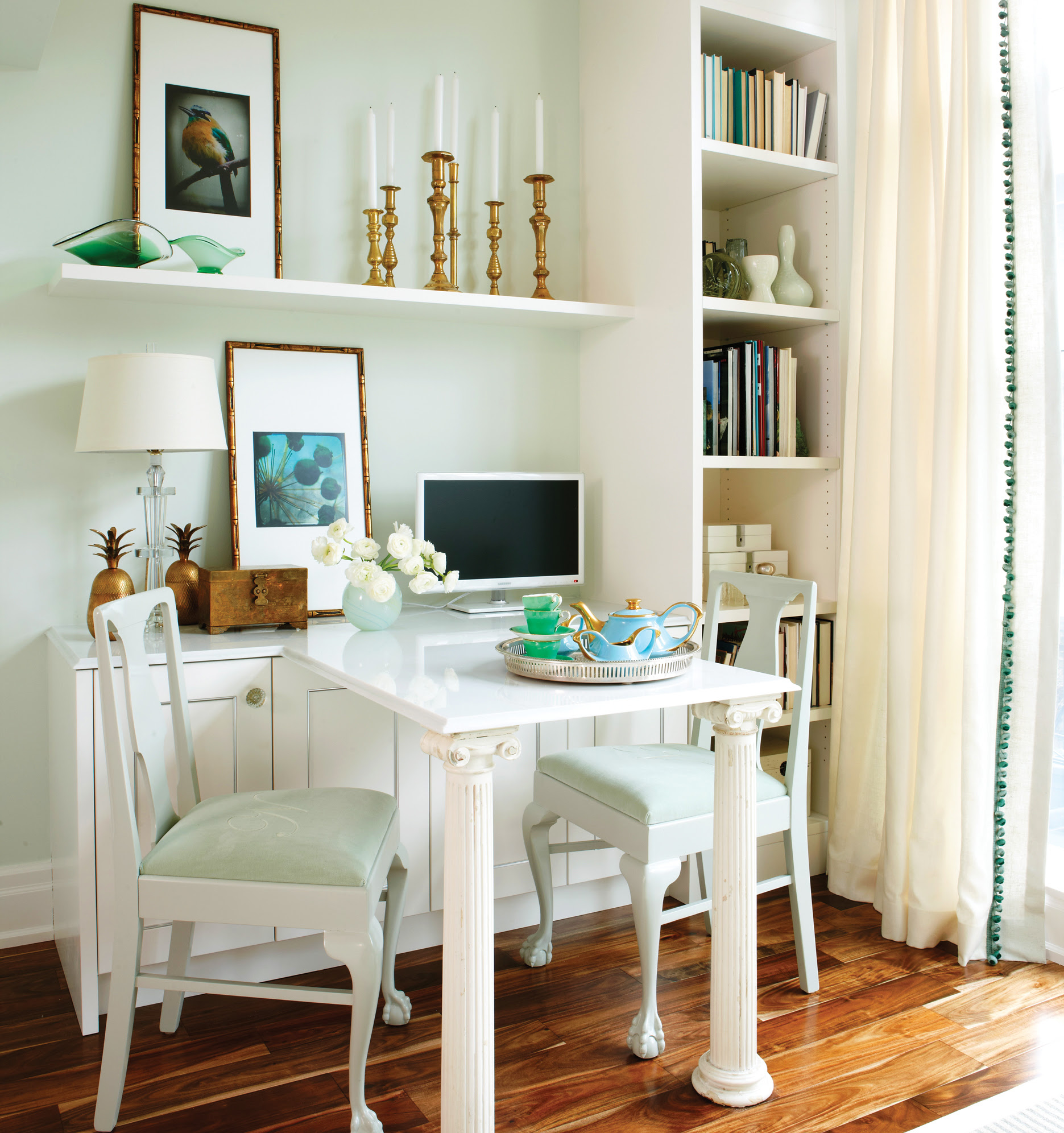 Sarah Richardson's design tips on creating an office area ...