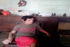 Rosario Álvarez, de 96 años, falleció en el derrumbe