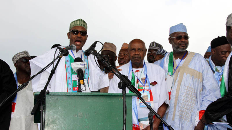 Image result for buhari election
