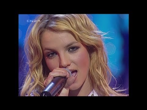 Britney Spears - I'm Not A Girl, Not Yet A Woman + Overprotected (Euro Disney 2002)