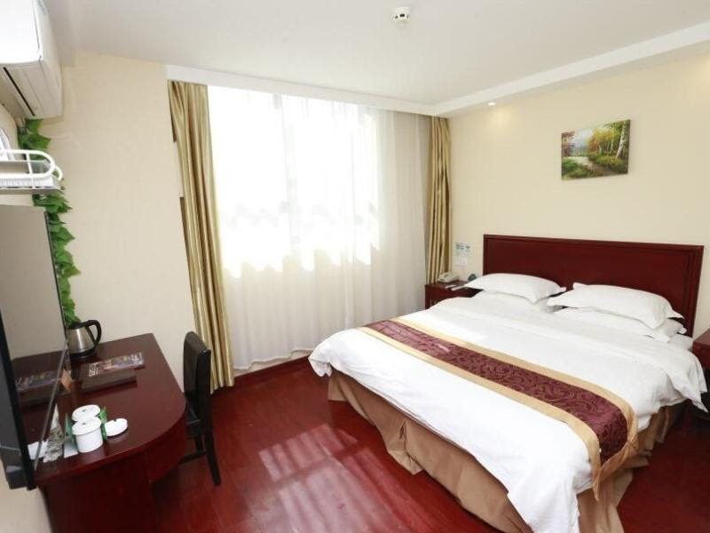 GreenTree Inn Nanjing Lishui District Lishui Airport Road Express Hotel Reviews