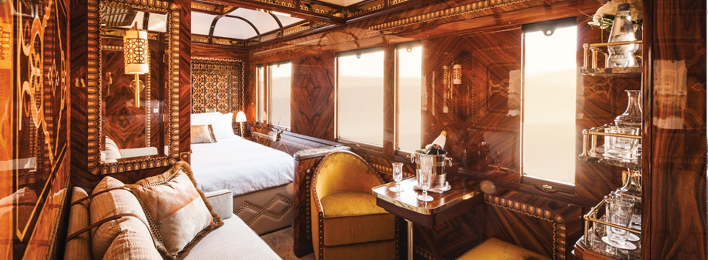 Venice Simplon Orient Express Luxury Train