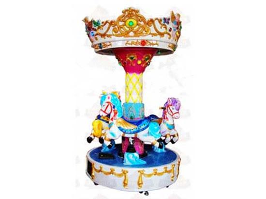 3 Kids Carousel for sale