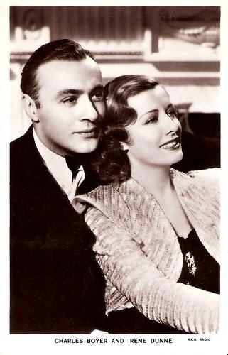 Charles Boyer, Irene Dunne
