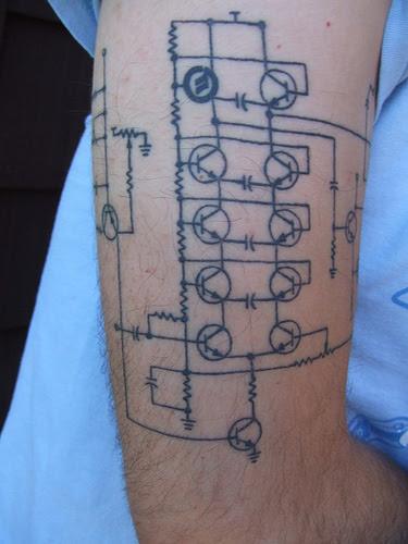 matrix tattoo