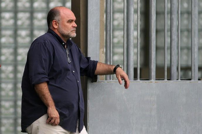 Maurício Assumpção presidente Botafogo (Foto: Satiro Sodré)