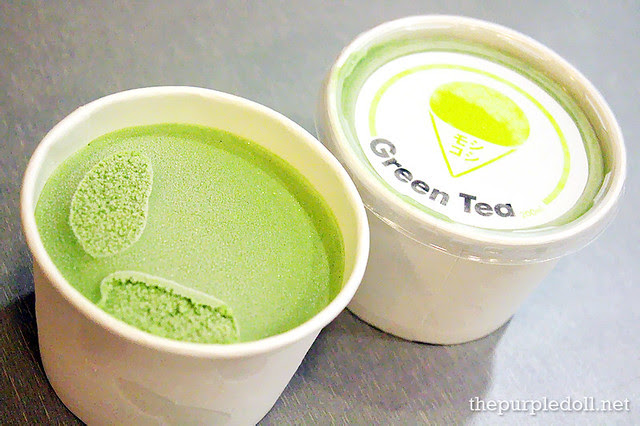 Green Tea Ice Cream (P65)
