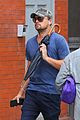 leonardo dicaprio steps out after announcing new movie with martin scorsese 03