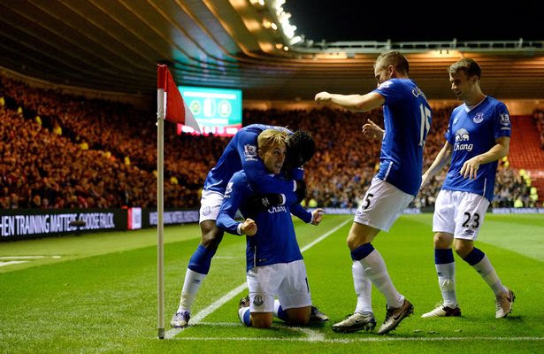 Everton x Middlesbrough hoje ao vivo