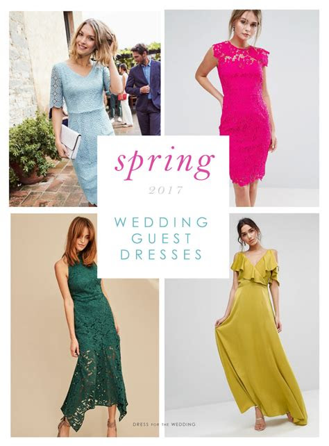 beautiful dresses  wear   wedding guest  spring