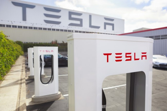 Tesla has filed with the SEC to offer 2.1 million shares. PHOTO: Tesla Motors Inc.